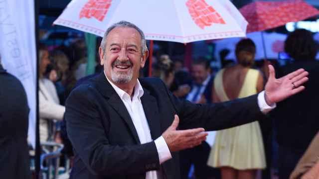 Karlos Arguiñano en el FesTVal de 2017.