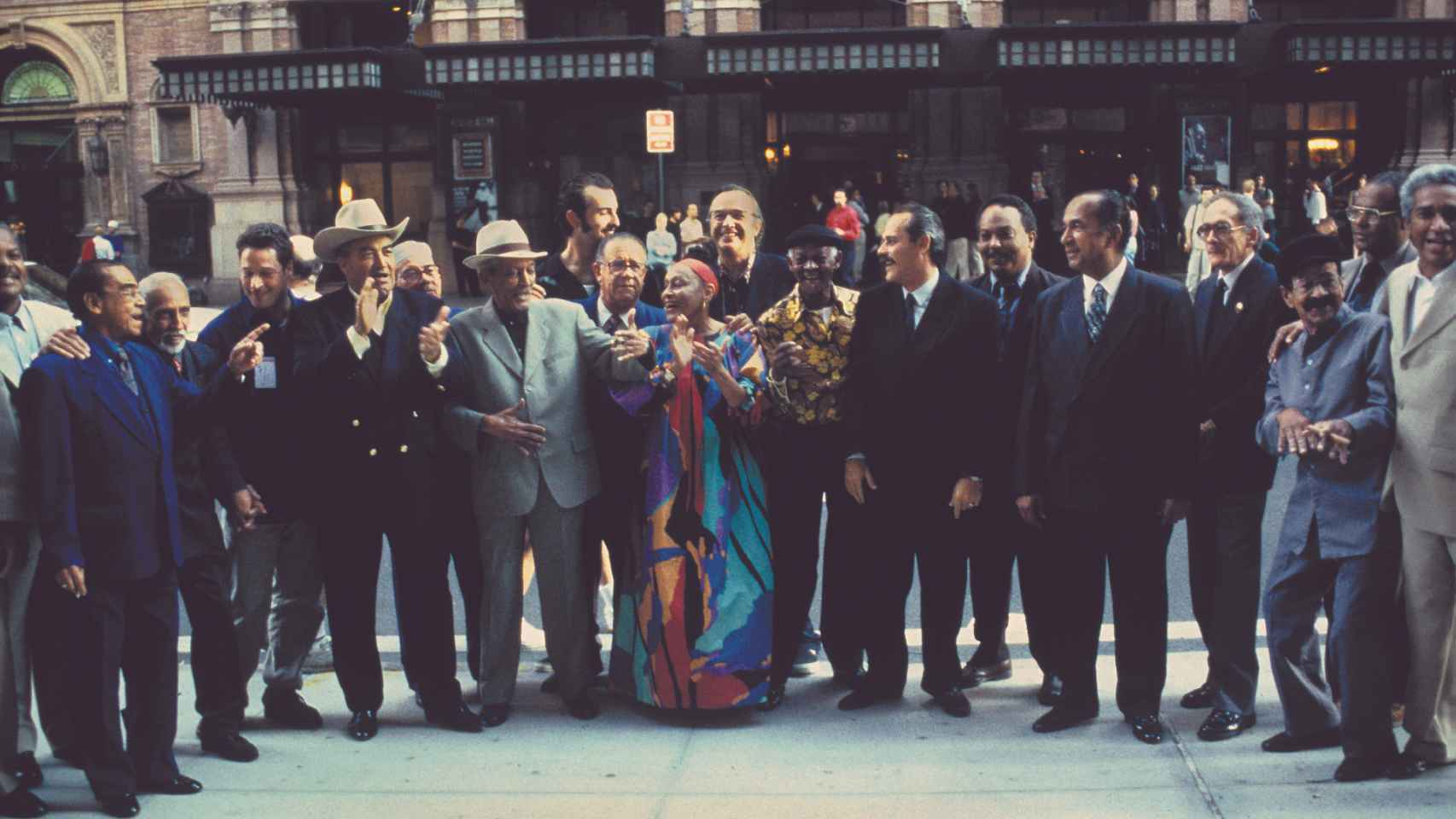 Fotogalería: 25 años de Buena Vista Social Club