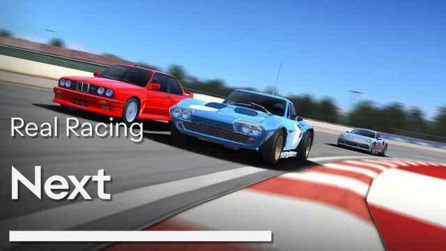 Real Racing Next es lo próximo grande de EA en móviles
