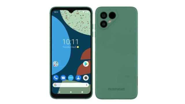 El Fairphone 4 se filtra con imágenes