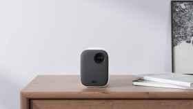 Xiaomi Mi Smart Projector 2, el nuevo Android TV transportable