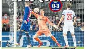 Portada Mundo Deportivo (15/09/21)