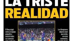Portada Sport (15/09/21)