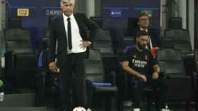 En directo | Rueda de prensa de Ancelotti tras el Inter - Real Madrid de Champions League