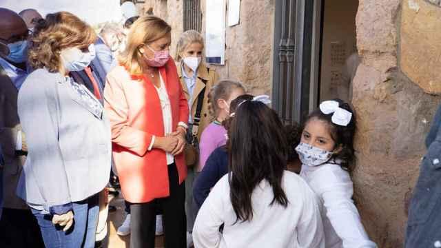 Un pueblo de Castilla-La Mancha reabre su escuela 30 años después