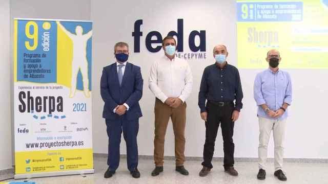 Presentación del Programa Sherpa de FEDA en Villarrobledo (Albacete)