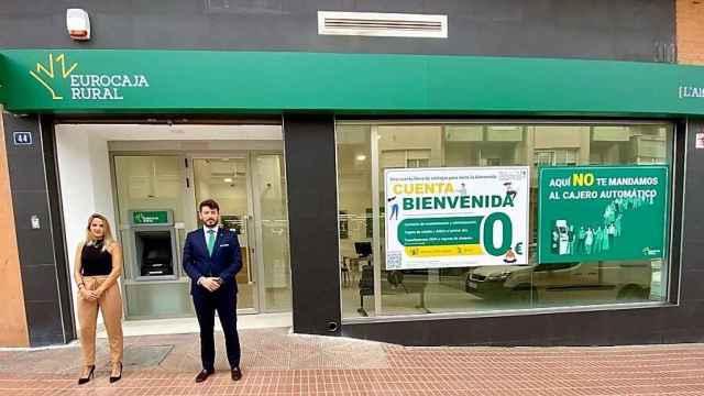 Eurocaja Rural sigue creciendo en Alicante e inaugura una nueva oficina en L'Alfàs del Pi