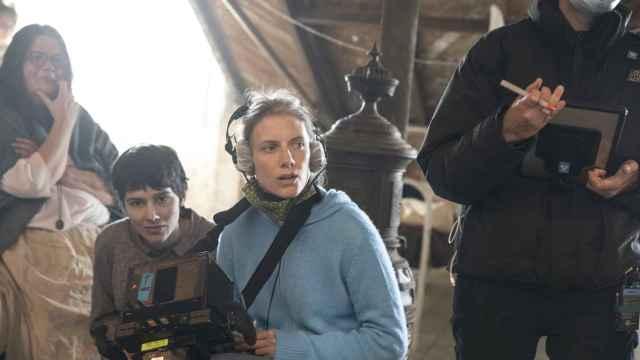 Mélanie Laurent rueda para Amazon su quinta película como directora: 'The Mad Woman's Ball'.