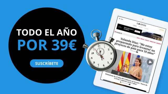 Oferta Flash: suscríbete por solo 39 euros al año