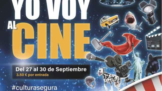 Entradas a 3,50 euros para reconquistar al público: las salas lanzan la campaña 'Yo voy al cine'