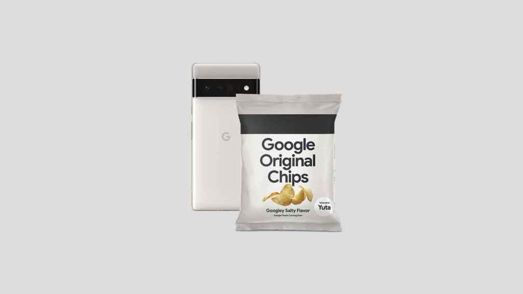 Google Chips.