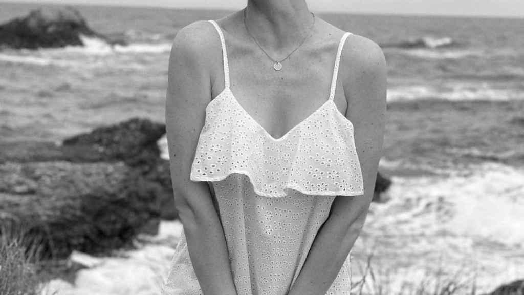 Adriana Abenia es una de las sonrisas televisivas más famosas de España.