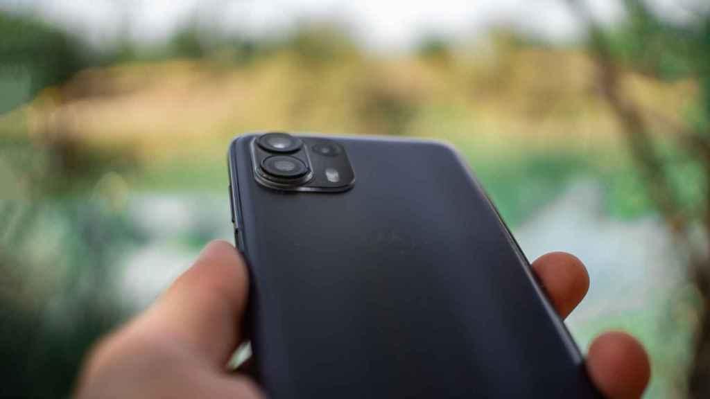 Motorola Edge 20 Lite módulos de cámara