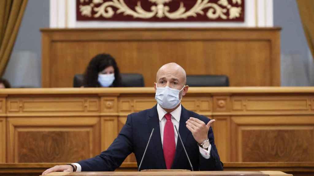 David Muñoz, diputado de Cs CLM.