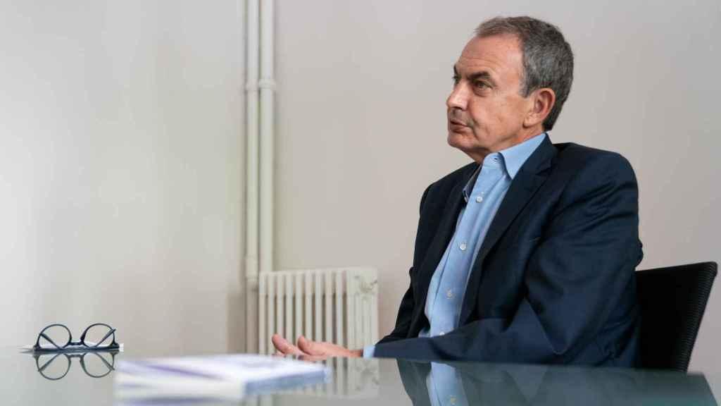 Zapatero.