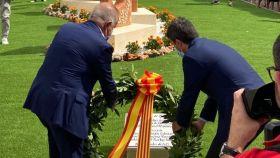 Homenaje a las víctimas del atentado de ETA en Mutxamel hace 30 años