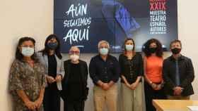 Reunión Muestra de Teatro de Alicante.