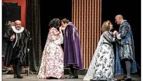 Archivo - Arcón de Olid celebra su XXV Aniversario con la obra 'El lindo don Diego' este domingo en el Zorrilla de Valladolid