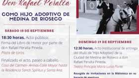 Homenaje Peralta septiembre