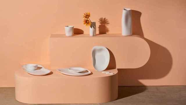 Jelly, la colección de porcelana más orgánica de Cookplay