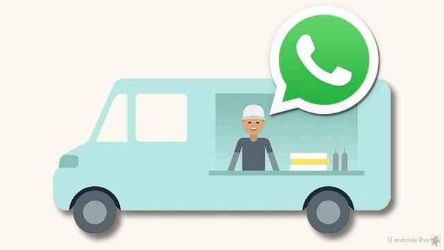 WhatsApp permitirá conocer negocios cerca de uno