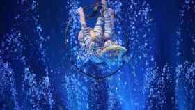 Así es el espectacular circo sobre agua que llega a Albacete: Quería que fuera como un sueño
