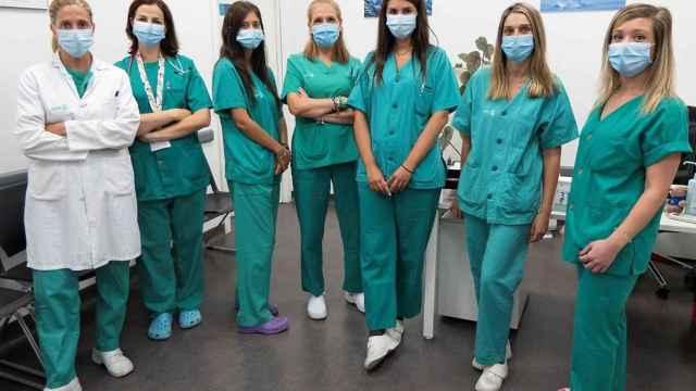 Imágenes del día en CLM: Importante estudio del Hospital de Guadalajara sobre la apnea en niños