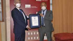 La UCLM es la primera universidad española en tener la certificación de Seguridad y Salud frente a COVID en el Trabajo de AENOR