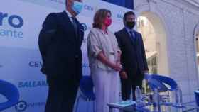 La ministra Ribera dice en Alicante que el trasvase Tajo-Segura no peligra