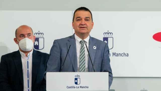 Francisco Martínez Arroyo, consejero de Agricultura, Agua, y Desarrollo Rural