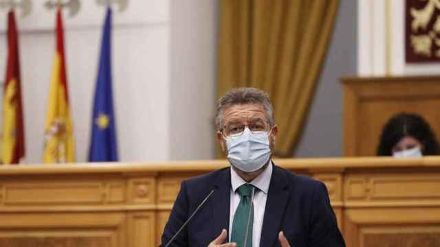 José Antonio Moreno Moya, diputado del PP.