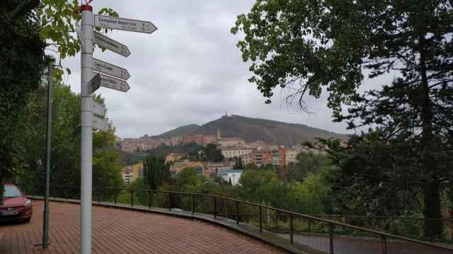 Tótems informativos en Cuenca