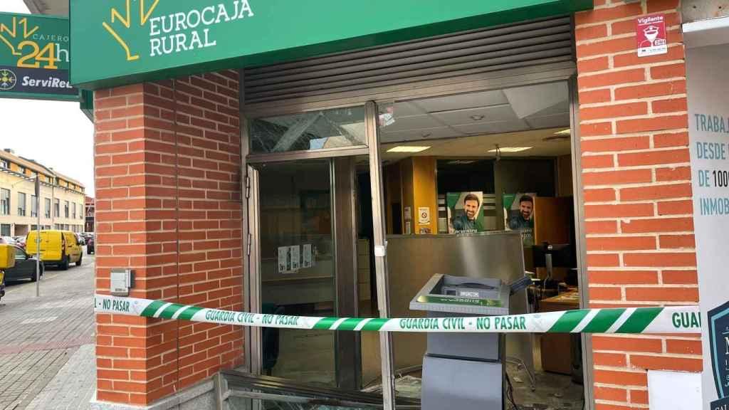 Oficina de Eurocaja Rural en El Casar (Guadalajara)
