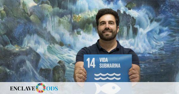 """Pablo Rodríguez y la vida submarina: """"Los políticos que niegan el cambio climático saben que mienten"""""""