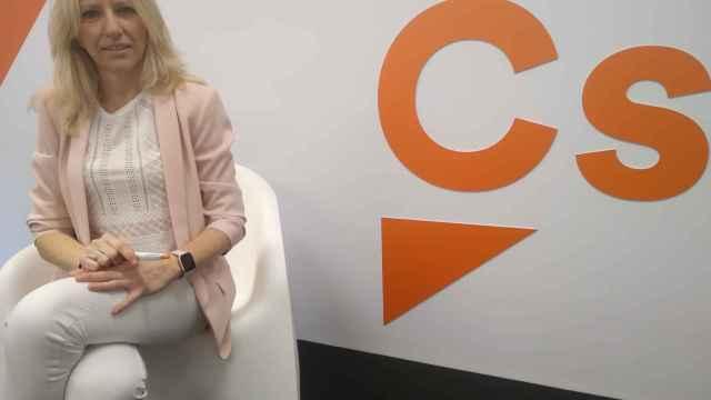 María José Ros, nueva coordinadora de Ciudadanos en la Región de Murcia.