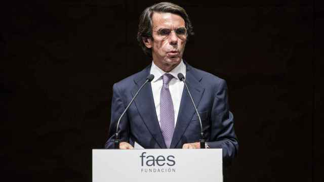 José María Aznar, expresidente del Gobierno y presidente de Faes.