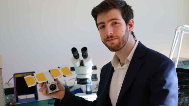 Julián Fernández es el cofundador y CEO de la startup Fossa Systems.