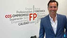 Leandro Roschge, presidente del Consejo de Administración de CCC.