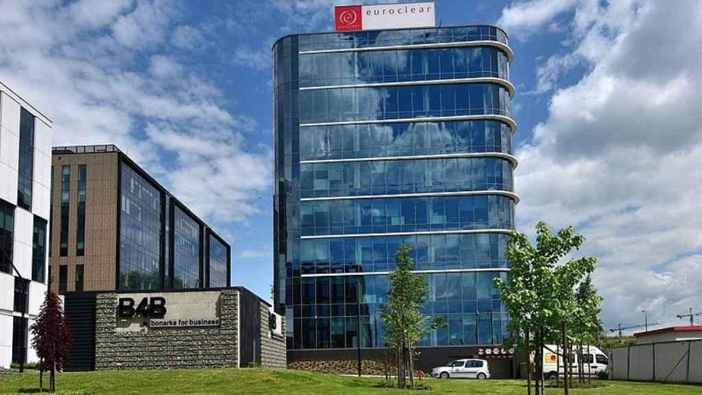 Sede de Euroclear en Polonia.