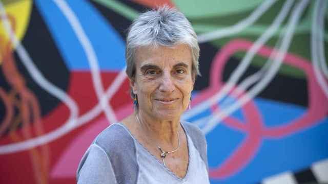 Anna Freixas es una escritora feminista y profesora universitaria jubilada.