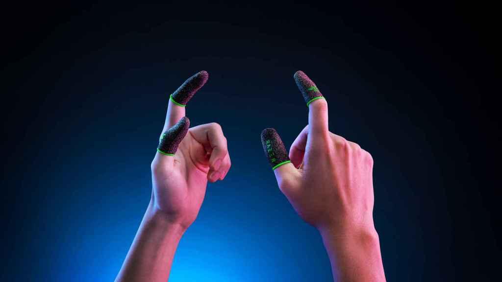 Fundas para dedos de Razer