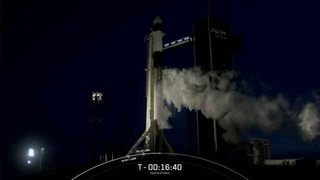 SpaceX misión Inspiration 4