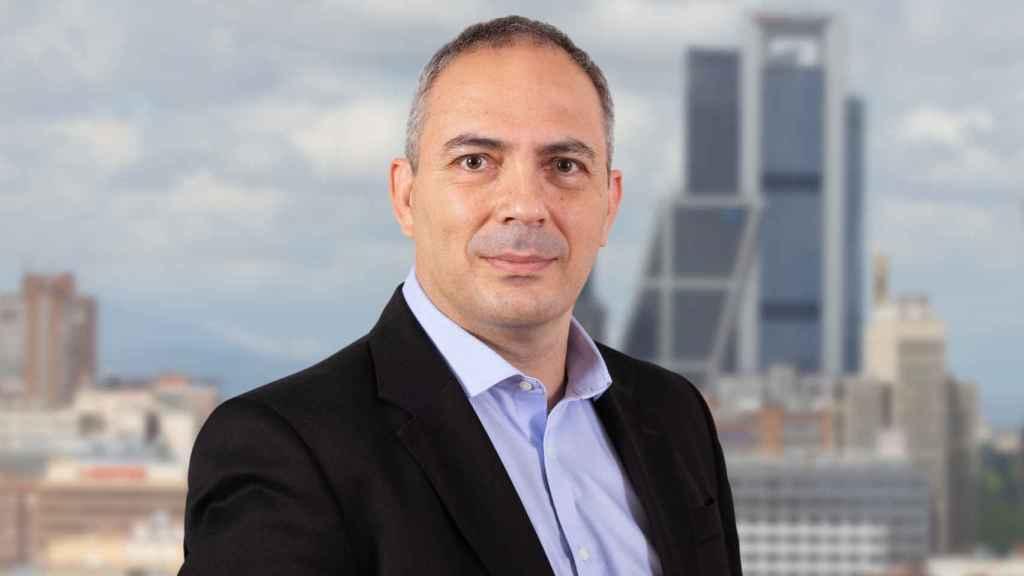 Jesús Sánchez, director de consumo para el suroeste de Europa de Intel.