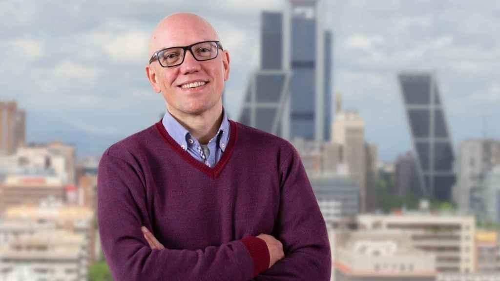Ignacio Jiménez, responsable del área gaming de Intel España.