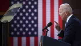 Joe Biden, presidente de los Estados Unidos de América.