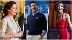'The Crown', 'Ted Lasso' y 'Pose' pueden romper récord en esta gala de los premios.