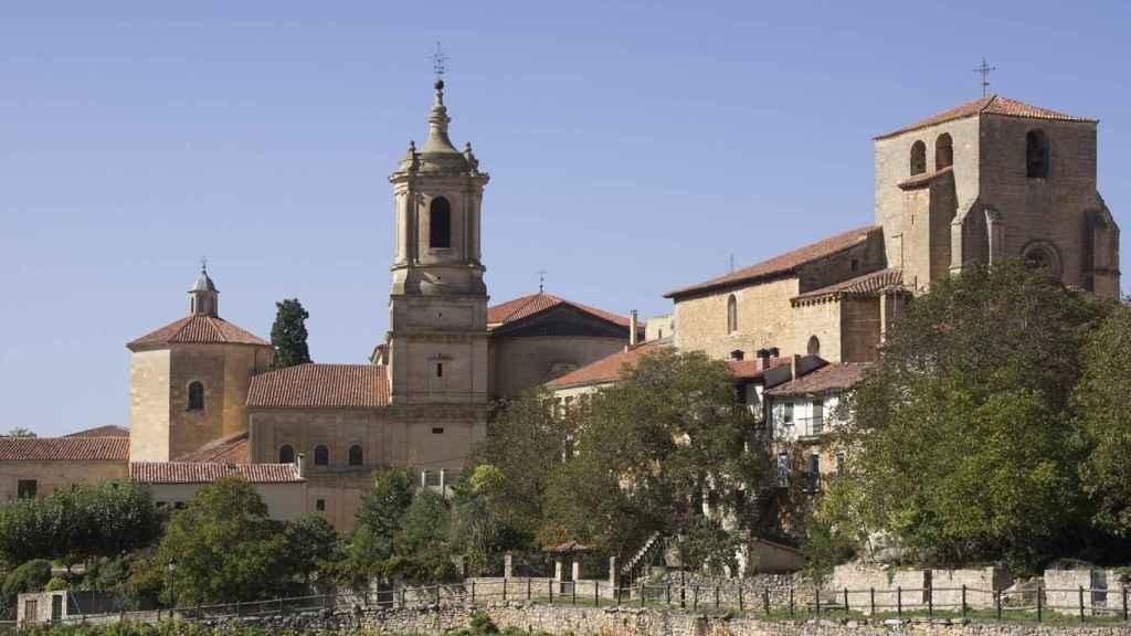 Santo Domingo de Silos.