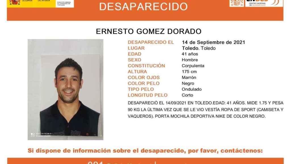 cartel_Ernesto_Gomez_Dorado