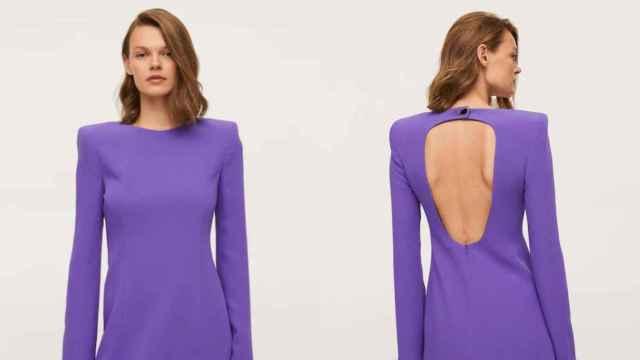 El vestido más demandado de Mango.