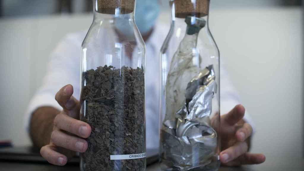 Cribado de Residuos Sólidos Urbanos
